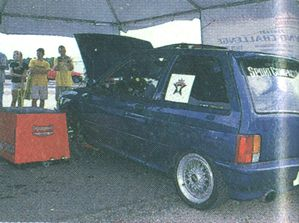 September 2001 Turbo Festiva mention