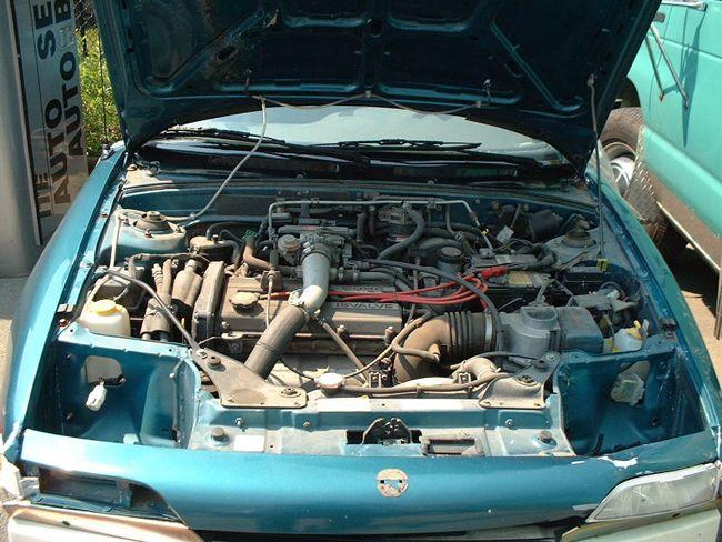 Ford festiva motor swap
