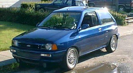 Cam Waugh's Turbo Festiva