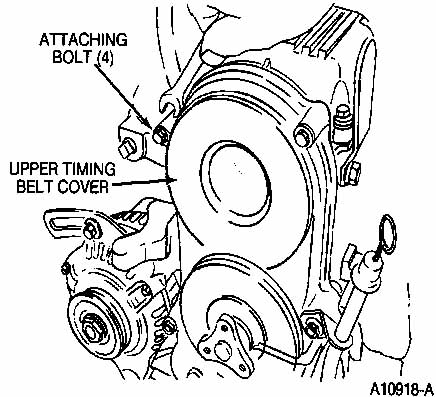 Festiva Belt Diagram